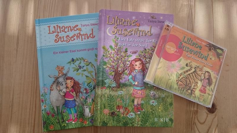 Leseliebling: Liliane Susewind aus dem KJB Verlag