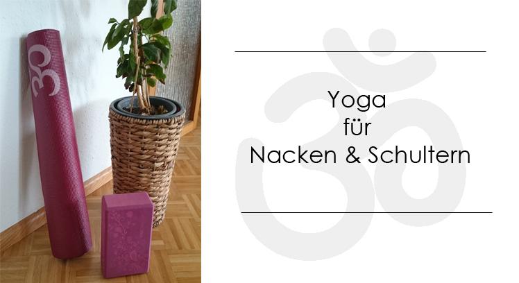 Yoga-Lieblinge: meine 6 Lieblingsvideos für entspannte Schultern