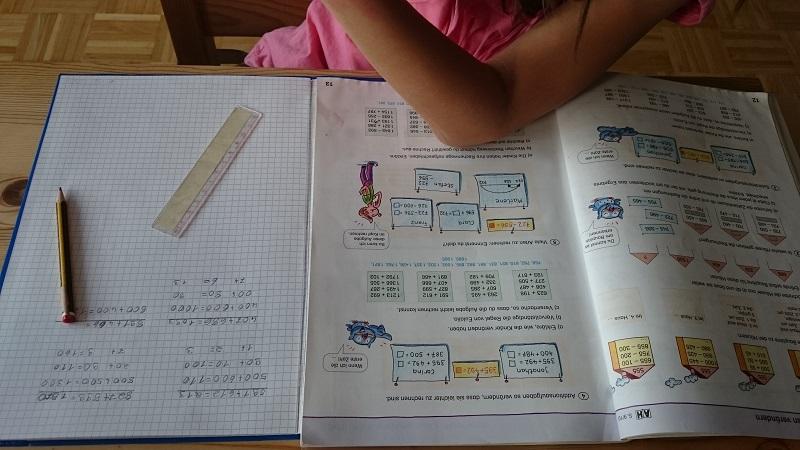 Hausaufgaben – 8 Tipps für das Happy End am Nachmittag