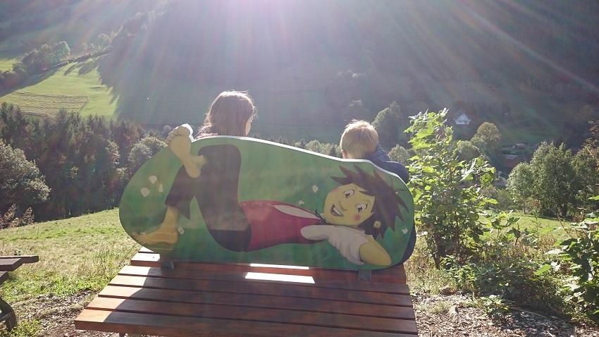 Herbstferien – Ohne Oma und Opa gehts nicht!