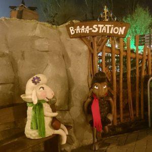 Baaaa Station Irland