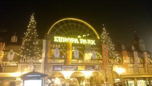 EuropaPark Nachts