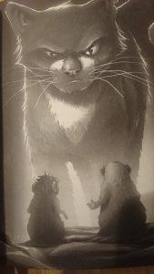 Die wilden Hamster - Blick ins Buch
