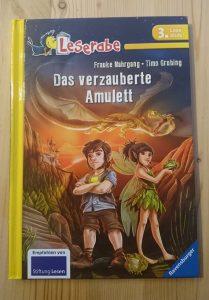 Kinderbücher Das verzauberte Amulett