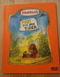 Kinderbücher Post für den Tiger
