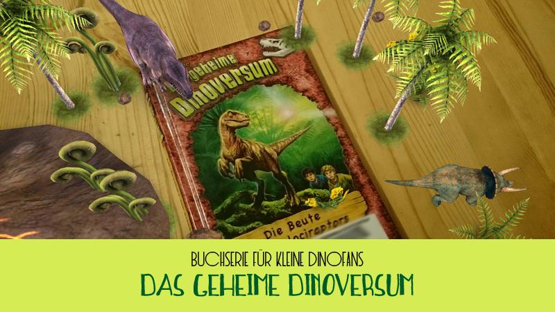 Leseliebling: Das geheime Dinoversum
