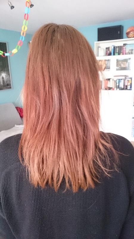 Frisör lange Haare