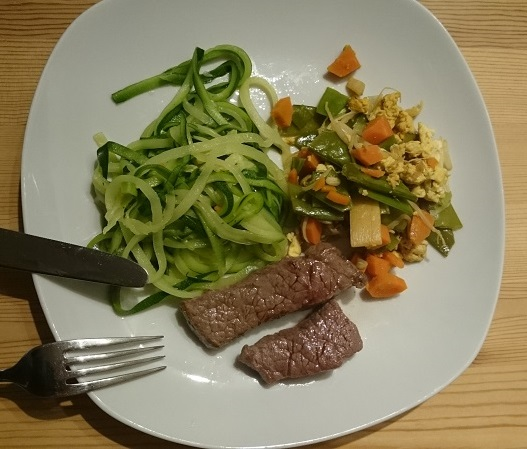 Low Carb Chinesisch