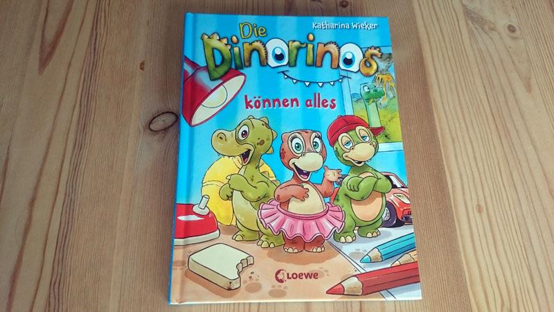 Die Dinorinos können alles -Cover