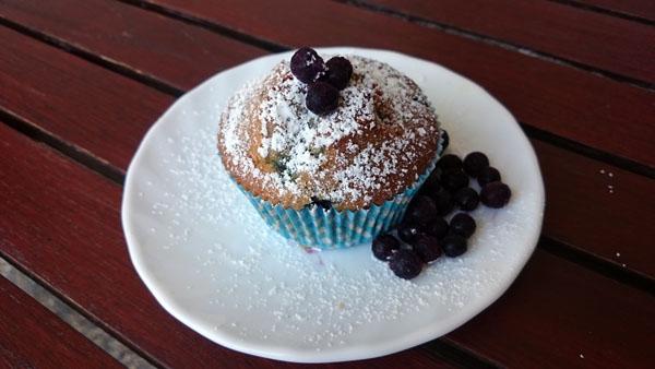 Heidelbeeren Muffins