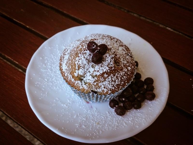 Blaubeer Heidelbeer Muffins