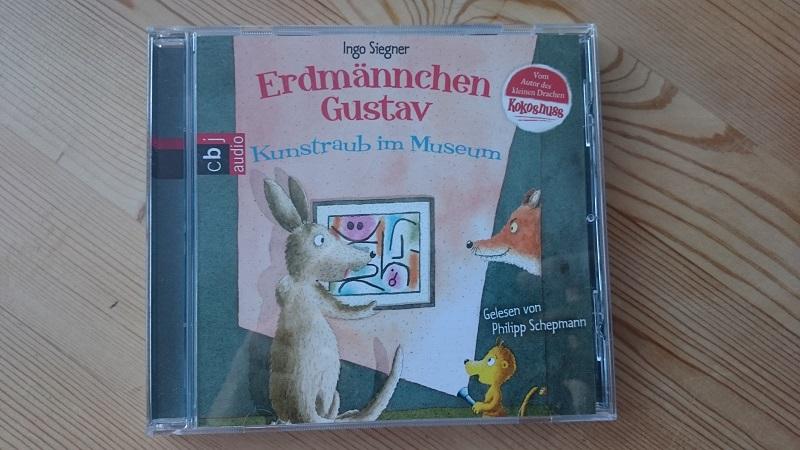 Hörchbuch Erdmännchen Gustav