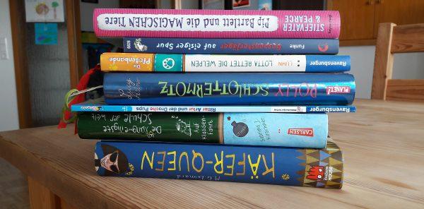 Bücherliebe, Nicecream und kreatives Schreiben – Freitagslieblinge am 30.06.2017