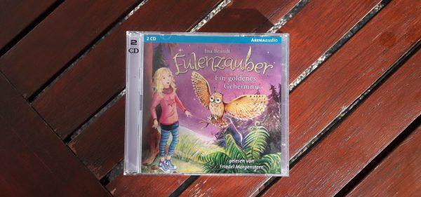 """""""Eulenzauber – Ein goldenes Geheimnis"""". Magisches Leseabenteuer aus dem Arena Verlag"""