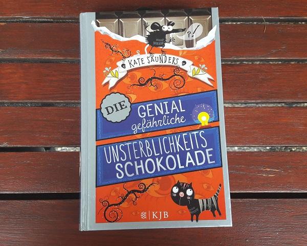 Die genial gefährliche Unsterblichkeits-Schokolade