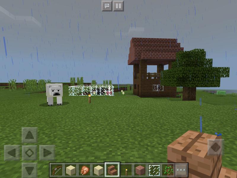 die kinder spielen minecraft und ich hab das pc spiel. Black Bedroom Furniture Sets. Home Design Ideas