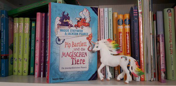 """Leseliebling: """"Pip Bartlett und die magischen Tiere"""""""