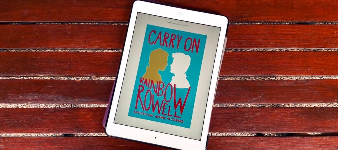 """Gelesen: """"Carry On"""" von Rainbow Rowell"""