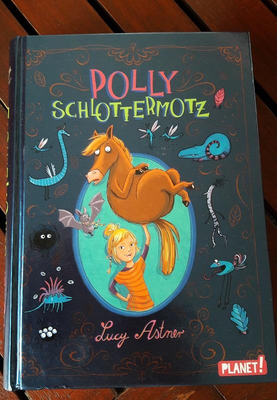 Polly Schlottermotze Buchcover