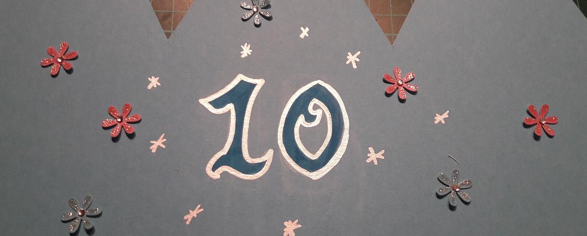 10. Geburtstag und eine neue Schule – wie die Zeit vergeht!