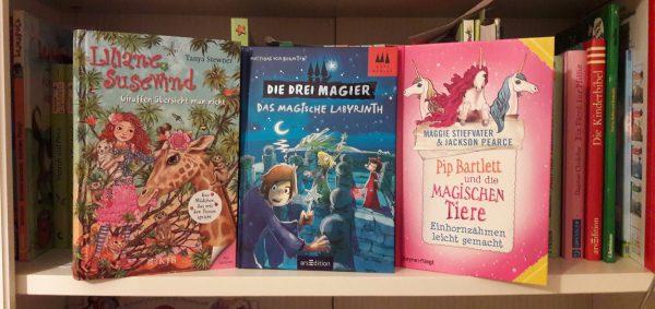 Neue Kinderbücher im September – magisch, tierisch, fantastisch!
