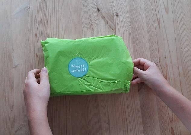 Librileo Buchbox Verpackung