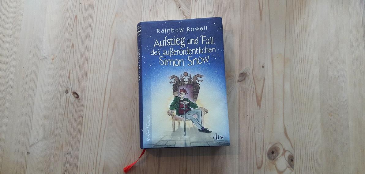 Buchvorstellung und Gewinnspiel: Aufstieg und Fall des außerordentlichen Simon Snow!