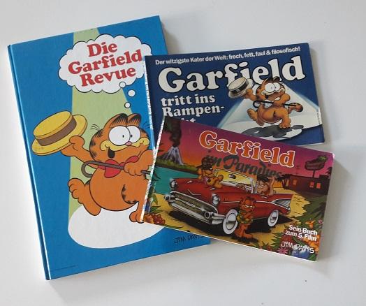 Garfield-Comic