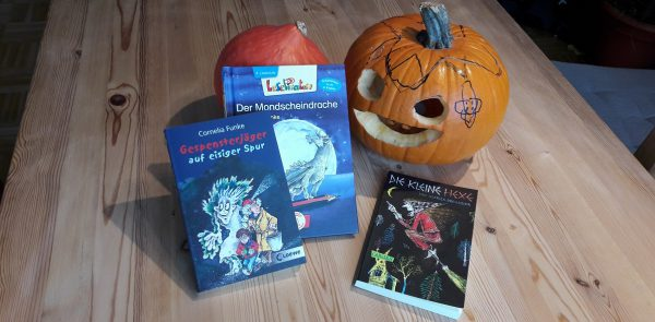 Es ist Halloween! – Kinderbücher für kleine Gruselfans