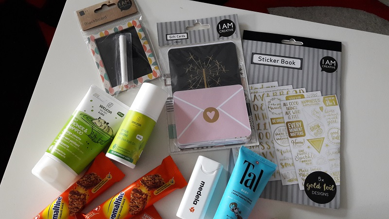 Goodie Bag - Swiss Blog Family