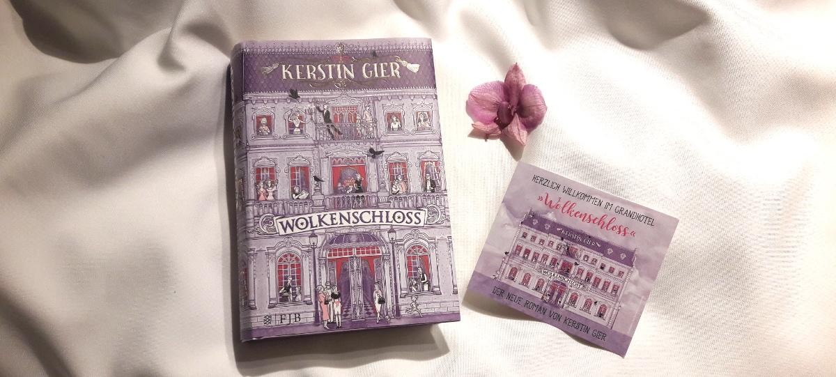 "Leseliebling: ""Wolkenschloss"" von Kerstin Gier"