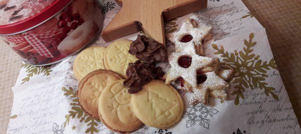 Bloggers Weihnacht 2017 – Schokocreme-Kekse