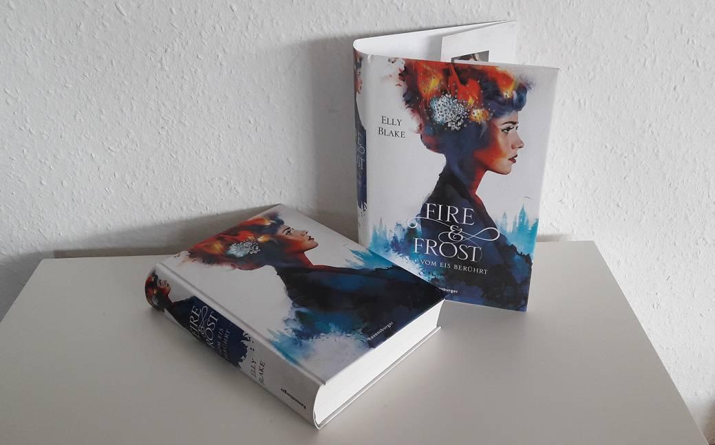 Fire&Frost – Leserunde bei Lovelybooks