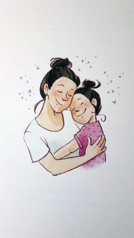 Mami Fee & ich