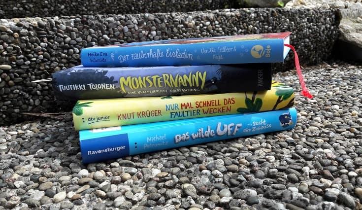 Vorlesefieber Kinderbücher