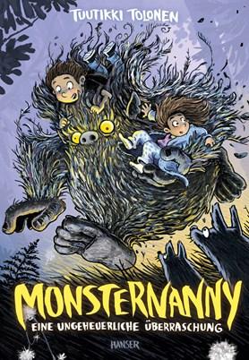 Die Monsternanny - Vorlesefieber