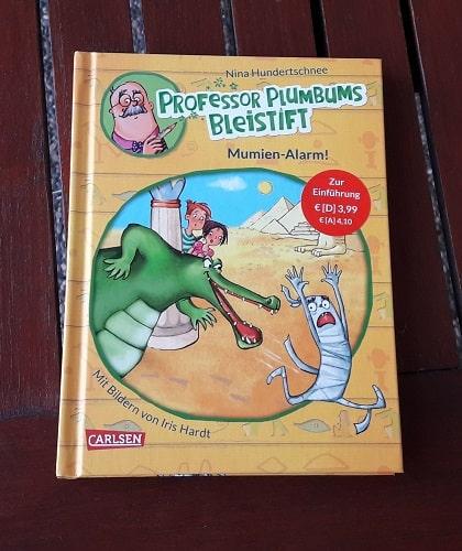 Professor Plumbums Bleistift